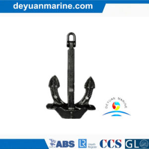 Casting Steel Type JIS Stockless Anchor for Ship with Certificates pictures & photos