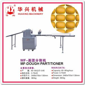 Mf-Dough Partitioner (Cutting Machine Bread/Bun Production) pictures & photos