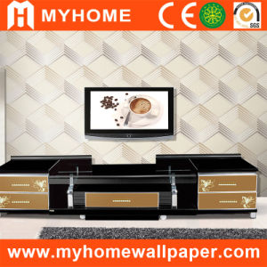 3D PVC Wall Paper for Decorative (N-16011) pictures & photos