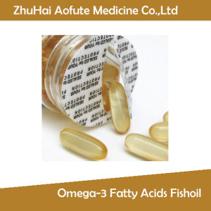 Omega-3 Fatty Acids Fishoil pictures & photos