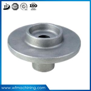 ISO9001 Forged Steel Forging Cover Plate with CNC Lather Drilling Hole pictures & photos