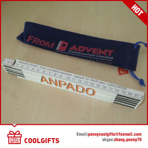 2m 10 Fold Wooden Folding Ruler for Gift pictures & photos