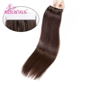Fashion Straight Human Tape in Hair Extentions pictures & photos