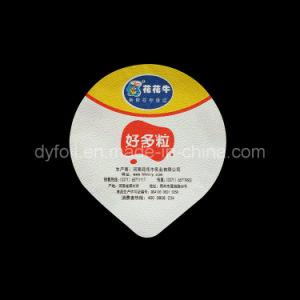 89mm Diameter Ice Cream Cup Aluminium Lidding Foil pictures & photos