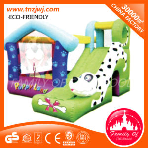 Guangzhou Soft Play Center Inflatable Bouncy Castle pictures & photos