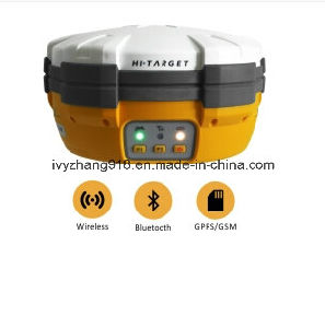 Topographic Equipment GPS for Land Survey High Precision Surveying Equipment Gnss Base and Rover Dual-Frequency Rtk GPS pictures & photos