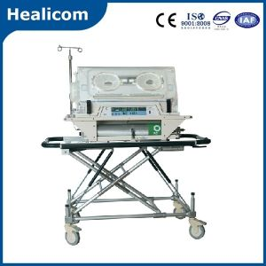 Hot-Selling Medical Ht-4000 Transport Incubator Premature Baby Incubator for Baby pictures & photos