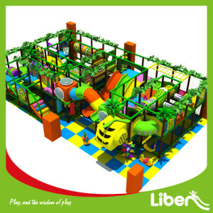 Indoor Kids Soft Playground Equipment for Supermarket pictures & photos