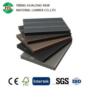 2015 China Supplier Wood Plastic Composite Deck Board pictures & photos
