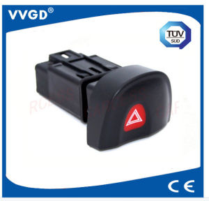 Auto Hazard Light Switch Use for Renault 7700841043 pictures & photos