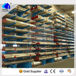 Heavy Duty Warehouse Selective Industrial Storage Cantilever Rack