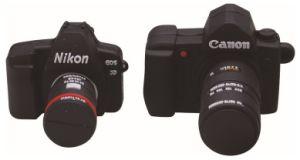 Custom Design Camera PVC USB Flash Drive (OM-P176) pictures & photos