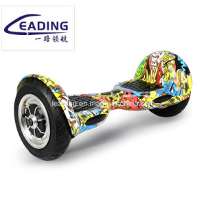 China Supplier Two Wheels Self Balancing Scooter Mini Electric Skateboard Smart Board Balance 10 Inch with Powerful Battery