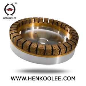 Diamond Grinding Wheel with Internal Segmented pictures & photos