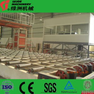 Thermal Oil Type Paper Faced Gypsum Board Manufacture Machine pictures & photos