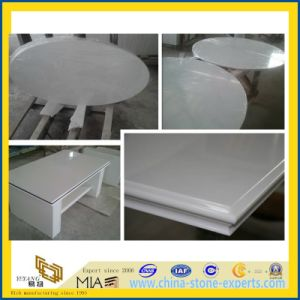 Micro Crystalized Nano Glass Stone Table Counter Top for Kitchen pictures & photos
