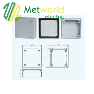 Mjb, Mmb Series Junction Box with Waterproof IP66 pictures & photos