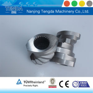 Precise Processed Screw Component for Tenda Plastic Machine pictures & photos