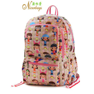 2016 New Pattern School Bag Backpack School Backpack pictures & photos