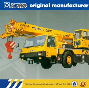 XCMG Original Manufacturer Qay25 25ton Mini All Terrain Crane pictures & photos