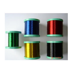 Green Florist Wire 0.9mm Color Coated Craft Wire pictures & photos