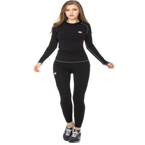 Great Quality Women Dry Fit Yoga Wear Sport Wear pictures & photos