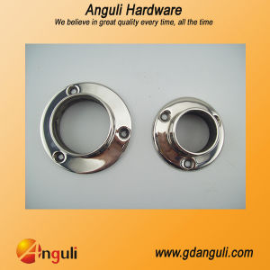 High Quality Stainless Steel Handrail Fittings (AGL-6) pictures & photos