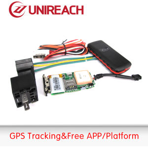 Sedan Tracker with Geo Fence Real Time Tracking (MT08A)