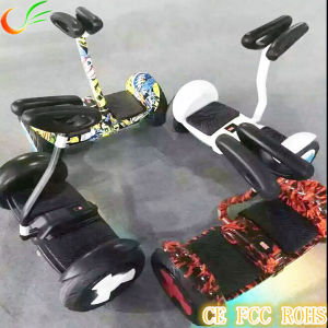 2016 New Skateboard Motor Electric Hoverboard Controlled by Foot pictures & photos