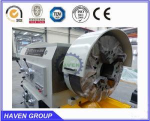 Pipe Threading Lathe Machine Q1322/1500 pictures & photos