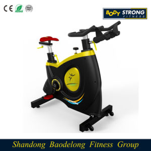 2016 New Design Commercial Stationary Bike Spinning Bike Fb-5818 with 20kgs Flywheel & SPD Pedal pictures & photos