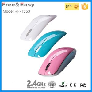 1.0USD 2.4G Mini Gift Wireless Mouse with Nano Receiver pictures & photos