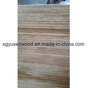Keruing Container Flooring Plywood 28mm Marine Container Plywood pictures & photos