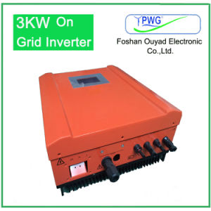 3kw on Grid Inverter/Grid Tie Inverter/Solar Inverter pictures & photos