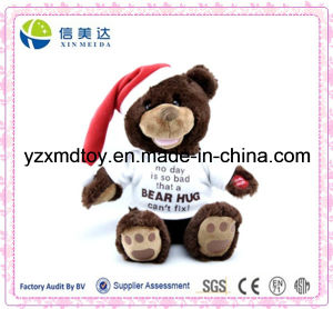 Christmas Teddy Bear Plush Toys pictures & photos