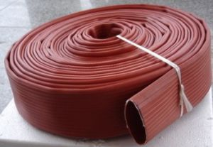 Double Jacket Fire Hose, Rubber Lined Fire Water Hose pictures & photos