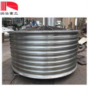 Cable and Wire Rope Machinery Welding Part Draught Wheel