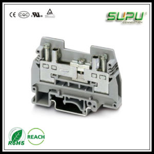 Rail Mounted Terminal Blocks with Screw Clamp Urtk/S pictures & photos