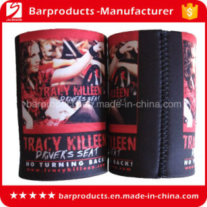 High Quality Stitching Edge Neoprene Can Cooler