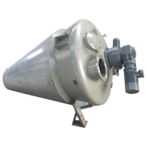Gentle Shear Rotary Stirring Cone Mixer pictures & photos