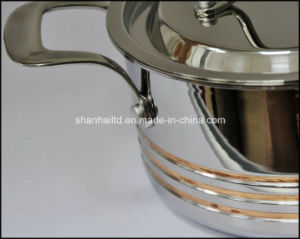 5 Ply Composites Material Cookware Set Sc159 pictures & photos