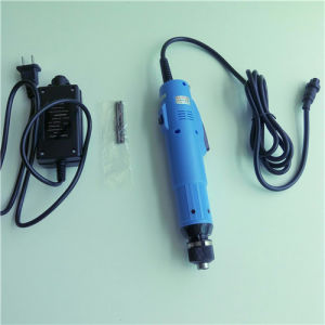 DC 100~240V Blue Mini Automatic Electrical Screwdriver (POL-800T) pictures & photos