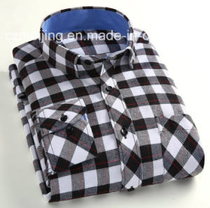 Cotton Men′s Shirt pictures & photos