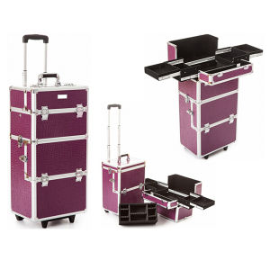 Professional Makeup Train Case (HX-A0725) pictures & photos