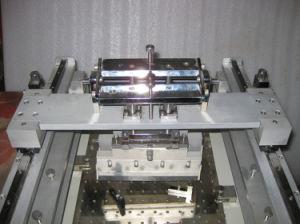 SMT Manual Solder Paste Stencil Printer pictures & photos