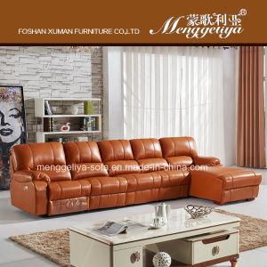 Multifunction Leather Sofa (620#)