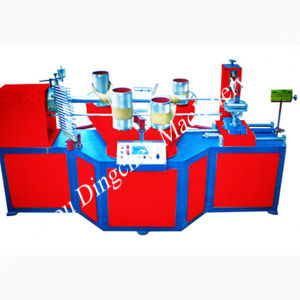 Automatic Spiral Winding Paper Tube /Core Making Machine pictures & photos