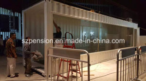 Modern Modified Container Prefabricated/Prefab Sunshine Room/House pictures & photos