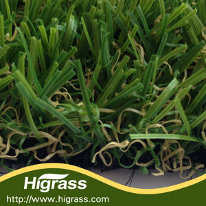 UV Resistant 20mm Short Artificial Grass for Landscaping pictures & photos