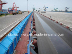 China Adjustable Rubber Fixed Belt Conveyor pictures & photos